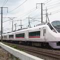 Photos: E657系K8編成 76M 特急ときわ76号 品川行