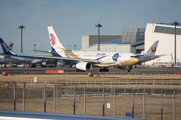 中国国際航空 エアバスA330-200 B-6076