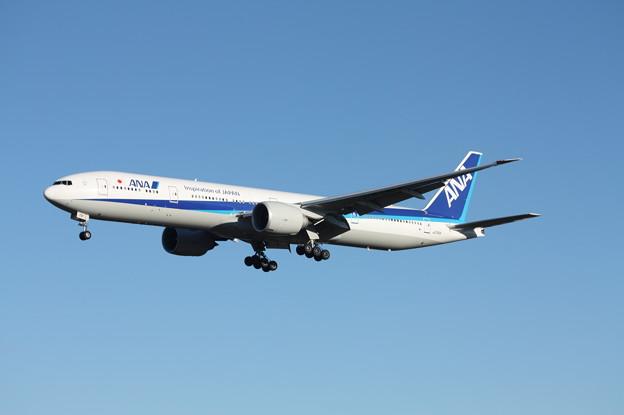 全日空 ANA ボーイング777-300ER JA791A