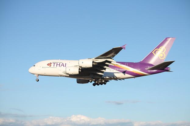 タイ国際航空 エアバスA380-800 HS-TUE