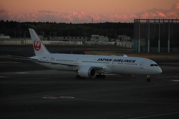 日本航空 JAL ボーイング787-9 JA865J