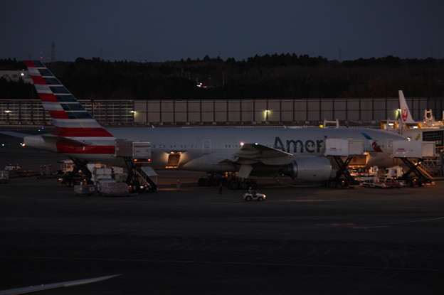 Photos: アメリカン航空 ボーイング777-200