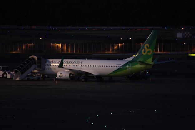 春秋航空日本 ボーイング737-800 JA03GR