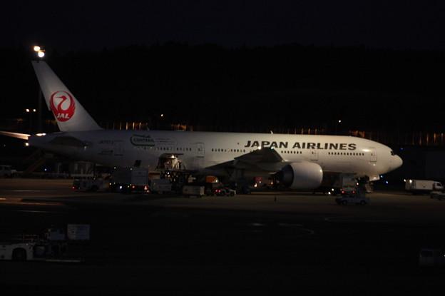 日本航空 JAL ボーイング777-200ER JA707J