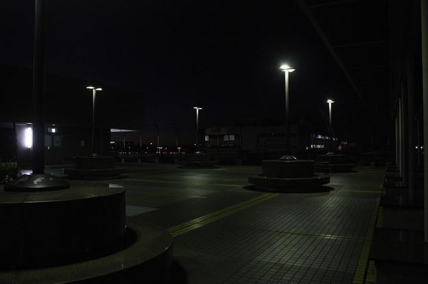 成田空港第二ターミナル展望デッキ
