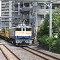 高崎工臨 工9774レ EF65 1105+チキ (1)