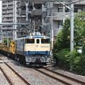 高崎工臨 工9774レ EF65 1105+チキ (2)