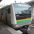 上野東京ライン E233系3000番台U230編成