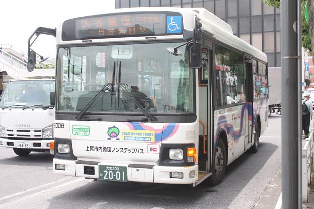 東武バス ぐるっとくん 5008号車
