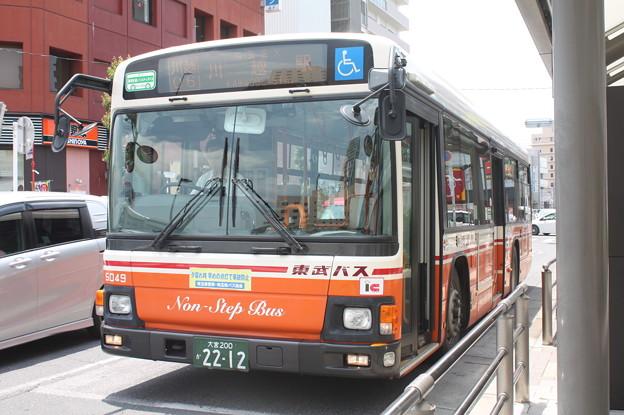東武バス 5049号車