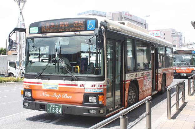 東武バス 9930号車