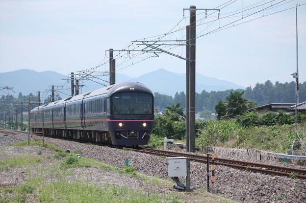 485系TG02編成「華」 9741M 団体臨時 (1)