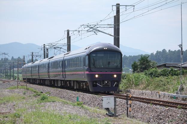 485系TG02編成「華」 9741M 団体臨時 (3)