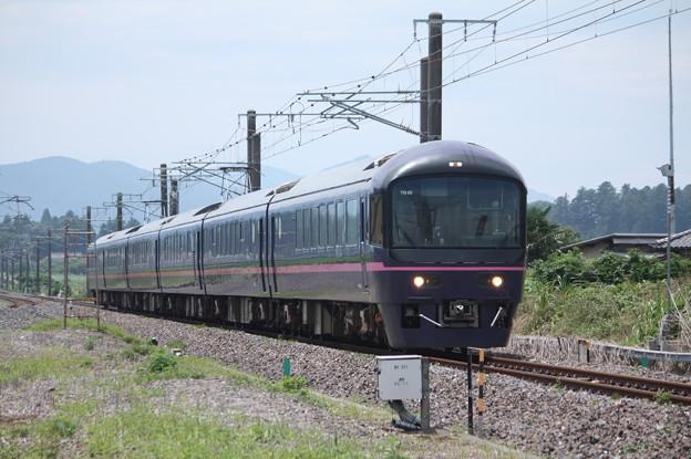 485系TG02編成「華」 9741M 団体臨時 (4)