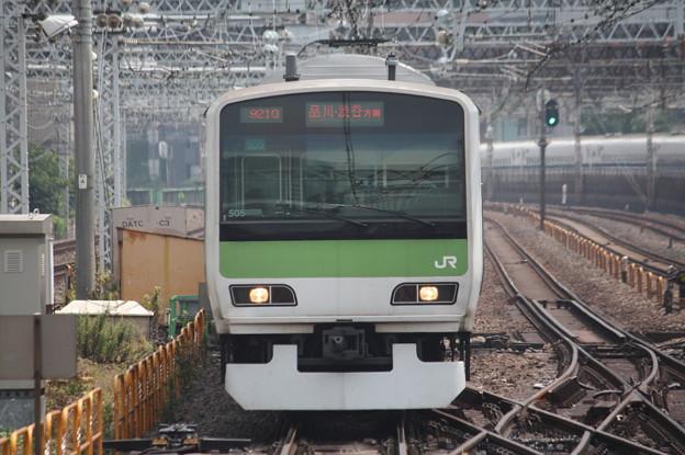 山手線 E231系500番台トウ505編成