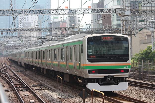 東海道線 E231系1000番台U540編成
