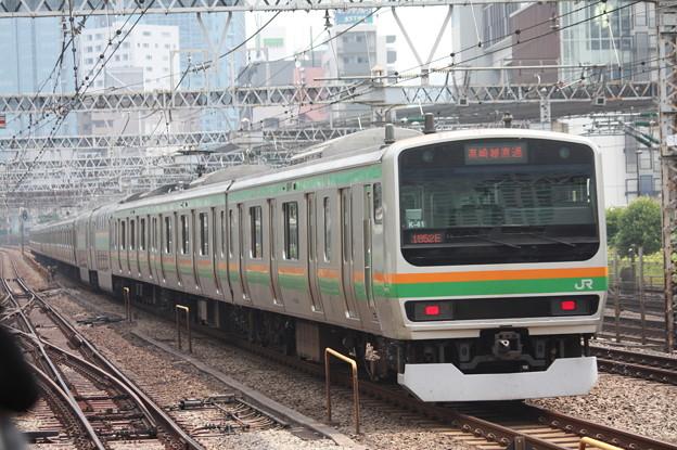 東海道線 E231系1000番台K-41編成