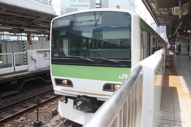 山手線 E231系500番台トウ528編成