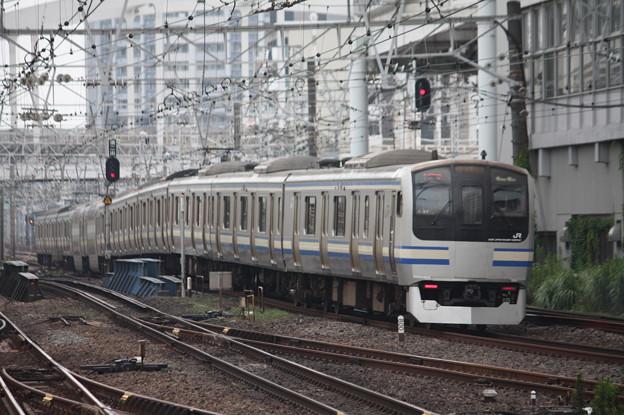 横須賀線 E217系Y-47編成