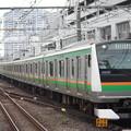 東海道線 E233系3000番台E-55編成 (1)