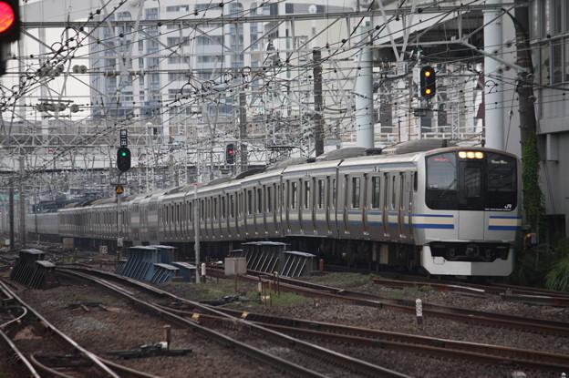 横須賀線 E217系Y-13編成
