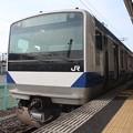 常磐線 E531系K421編成