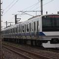常磐線 E531系K405編成