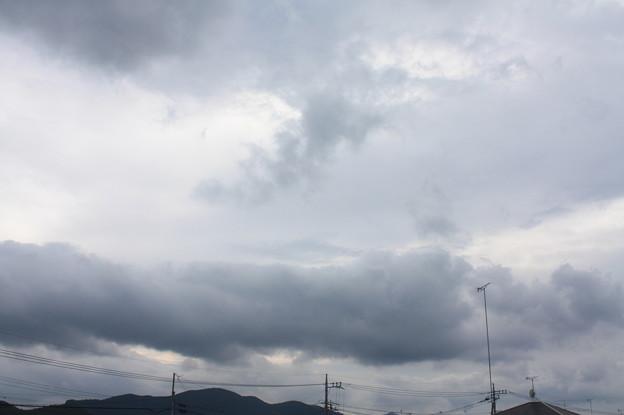 夏の空と雲 (10)
