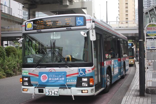 京浜急行バス Y1142号車