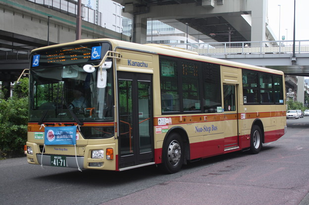 神奈川中央交通 な79号車