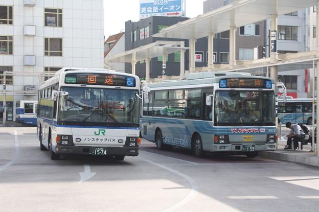 JRバス関東・関東鉄道