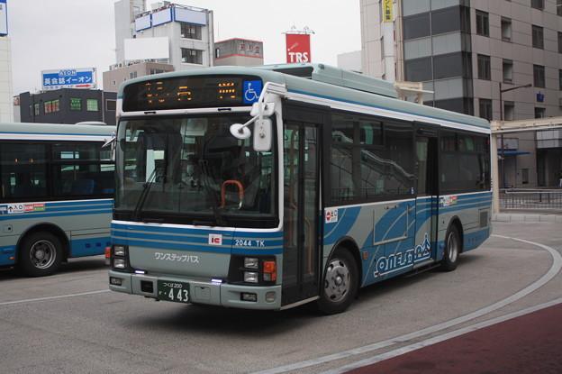 関東鉄道 2044TK