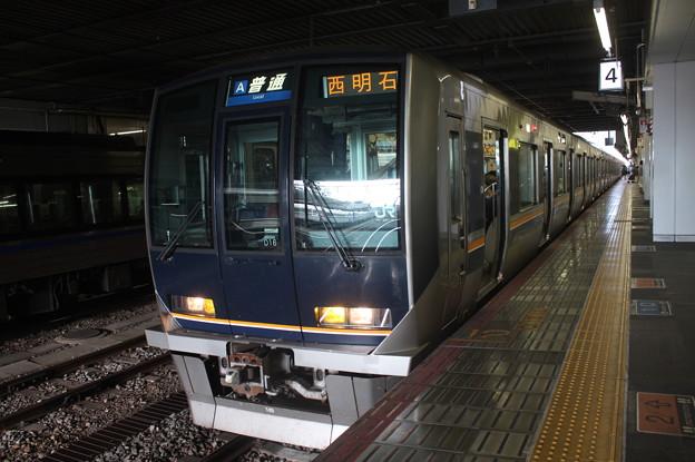 JR京都線 321系D16編成