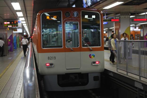 阪神本線 8000系8219F