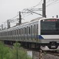 常磐線 E531系K416編成 327M 普通 勝田 行