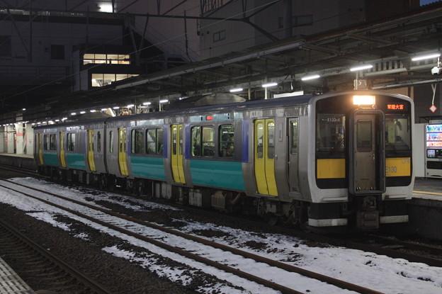 水郡線 キハE130系 キハE132-6