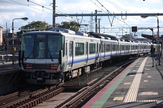 阪和線 223系2500番台 関空・紀州路快速 関西空港・和歌山 行