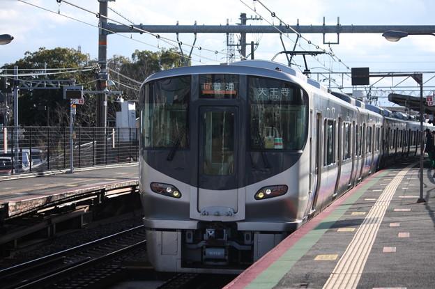 阪和線 225系5100番台 普通 天王寺 行