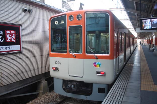 阪神8000系8225F