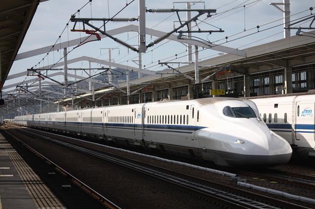山陽新幹線 N700系2000番台X43編成