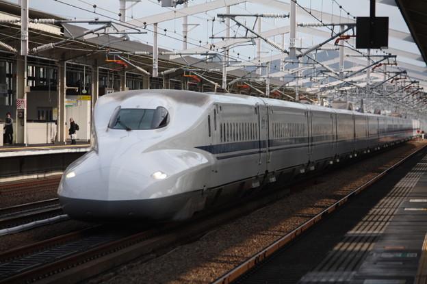 山陽新幹線 N700系2000番台X12編成