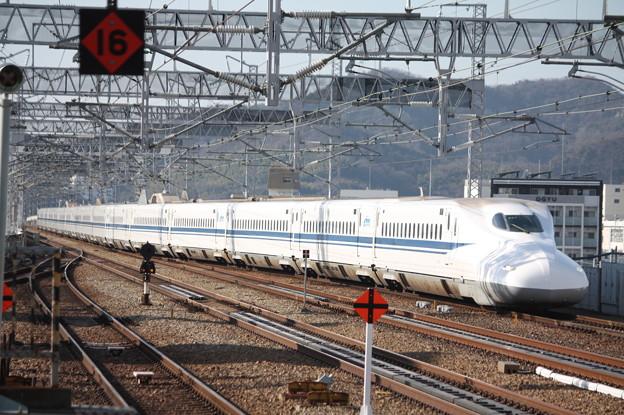 山陽新幹線 N700系2000番台X27編成