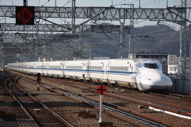 山陽新幹線 N700系1000番台(N700A)G27編成
