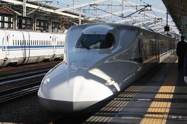 山陽新幹線 N700系1000番台(N700A)G18編成