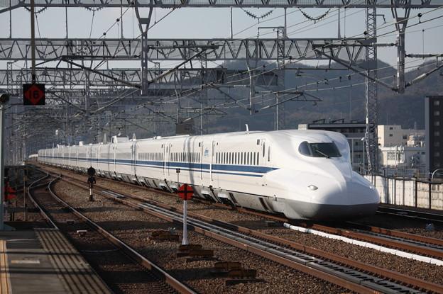 山陽新幹線 N700系2000番台X7編成