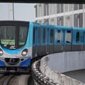 Photos: ニュートラム南港ポートタウン線 200系201-08F