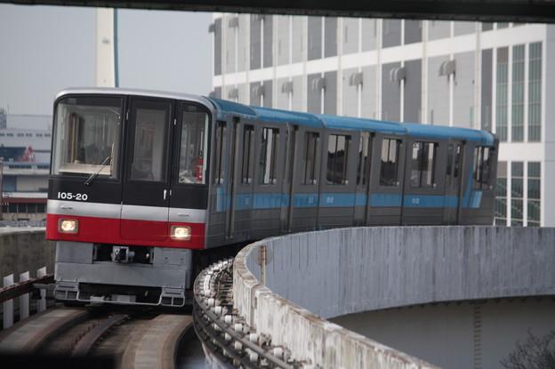 ニュートラム南港ポートタウン線 100A系101-20F (2)