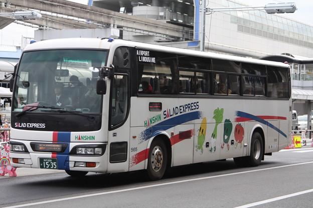 阪神バス 565号車