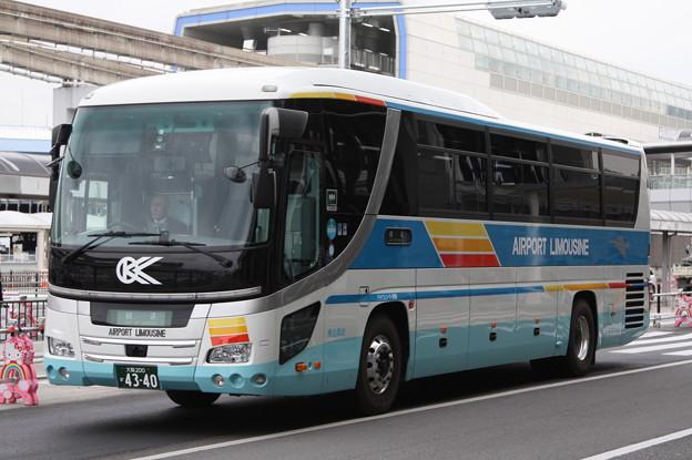 大阪空港交通 大阪200か4340