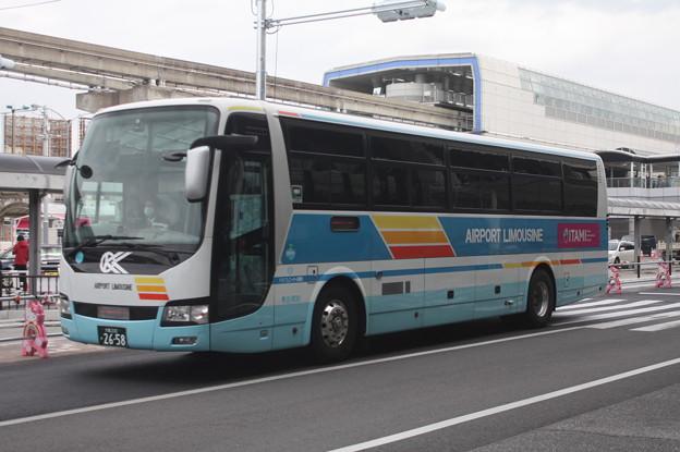 大阪空港交通 大阪200か2658